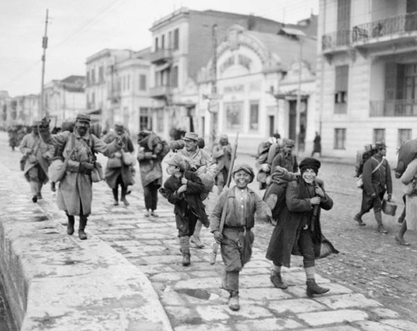 Expoziția Război și Pace în Balcani